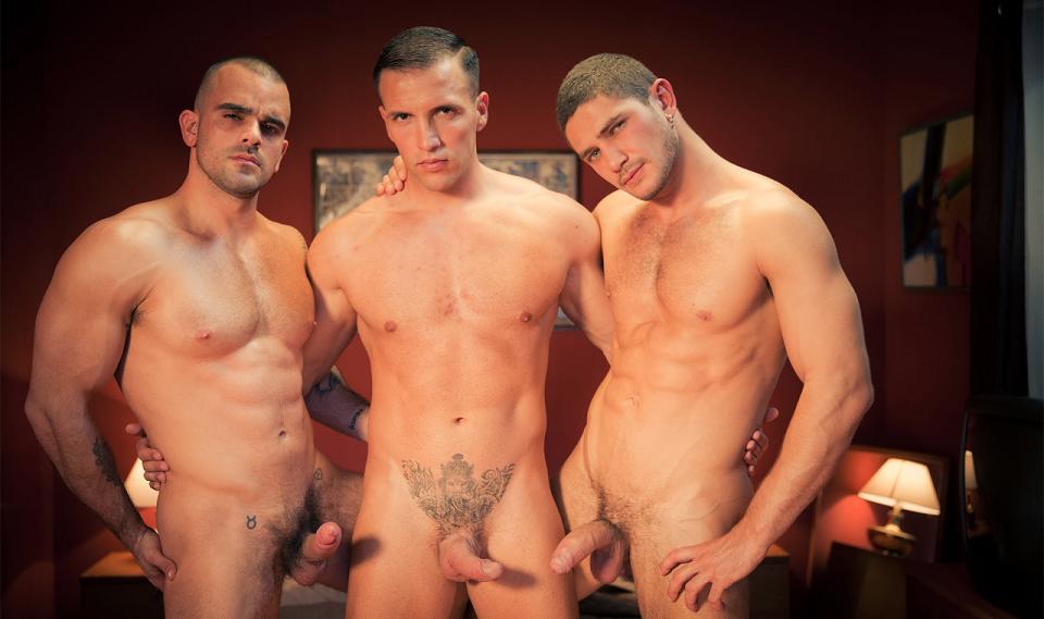 Dato Foland, Damien Crosse & Donato Reyes 001